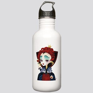 Queen of Hearts Stainless Water Bottle 1.0L