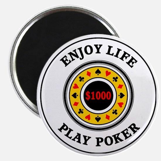 poker3 Magnet