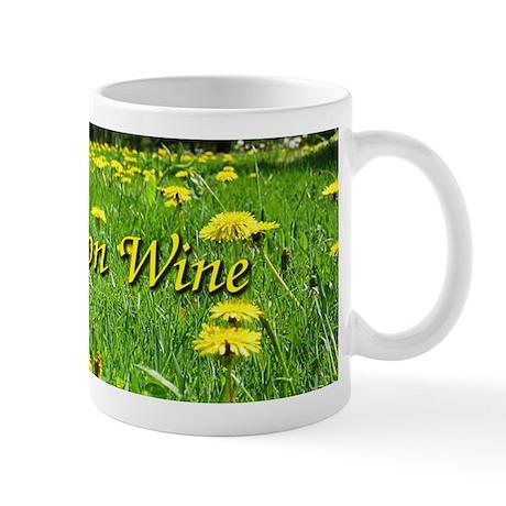 Dandelion Wine Mug 1