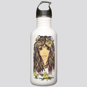 Know your beauty~COPYR Stainless Water Bottle 1.0L