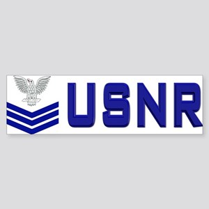 Petty Officer First Bumper Sticker