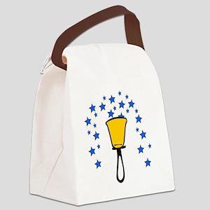 starfountainfinal Canvas Lunch Bag