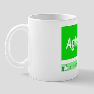 aghaidhleabharismaithleat Mug
