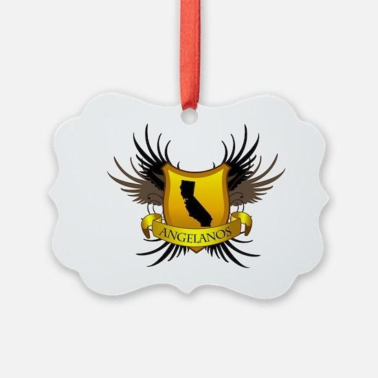 Angelanos Ornament