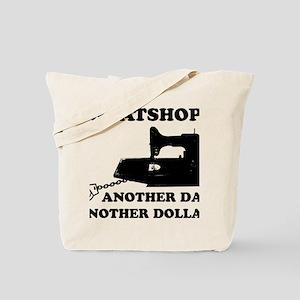 sweatshop Tote Bag