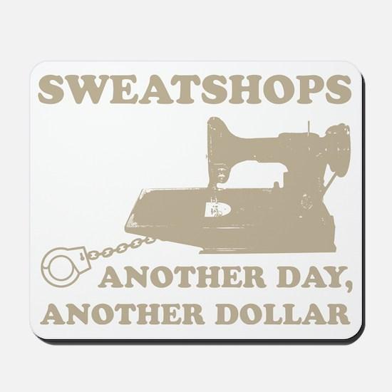 swet shop2 Mousepad