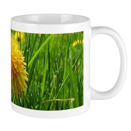 Dandelion Mug 2