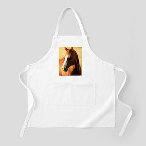horse,1 Portrait Apron