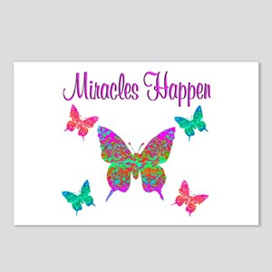 MIRACLES HAPPEN Postcards (Package of 8)