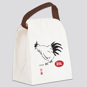 LWS cafepress apparel-zodiac-roos Canvas Lunch Bag