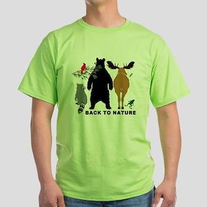 3-0 Green T-Shirt