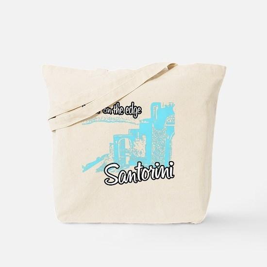 santorini8 Tote Bag