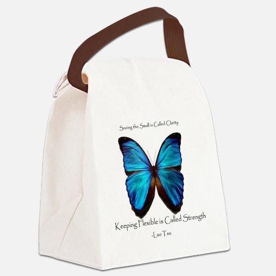 LaoTsu1 Canvas Lunch Bag