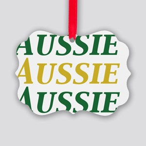 Aussie Picture Ornament