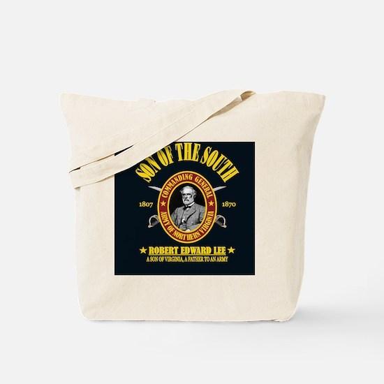 Lee (SOTS)3 (indigo) sq Tote Bag