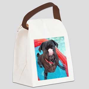 AnakPugBoat Canvas Lunch Bag