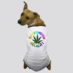 afternoon_delight_rainbow Dog T-Shirt