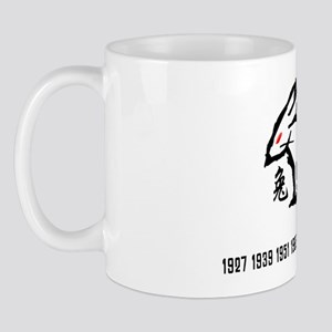 rabbit33red Mug