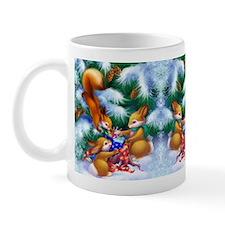 Cute Christmas Animals Mug
