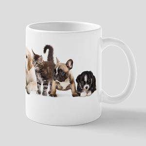 Cute Pet Panorama Mug