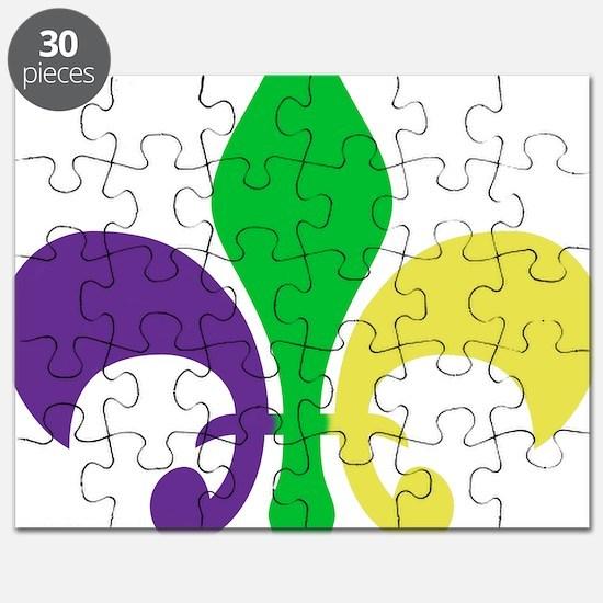 MG Fleur 10x10 Puzzle