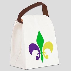 MG Fleur 10x10 Canvas Lunch Bag