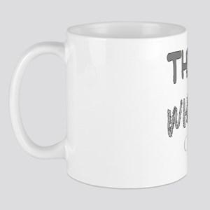 The Spine Whisperer Mug