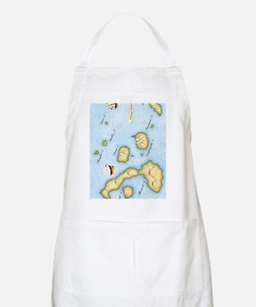 galapagos Journal Apron
