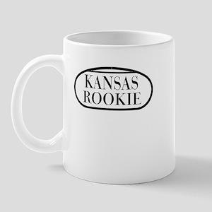 Kansas Rookie Mug