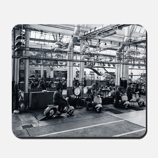 Scooter_Factory Mousepad