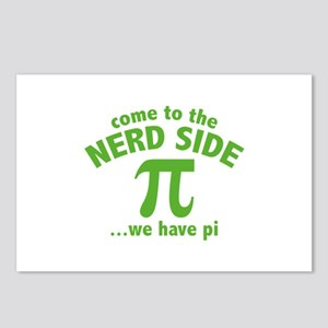 Come To The Nerd Side Postcards (Package of 8)