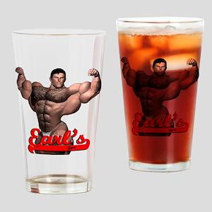2-Earls Gym Bag Drinking Glass