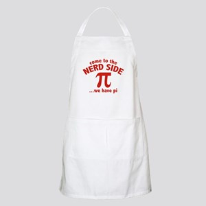 Come To The Nerd Side Apron