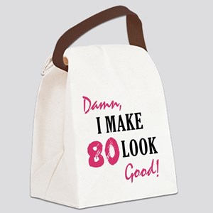 good80_light Canvas Lunch Bag