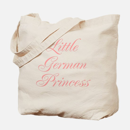 Little German Princess Tote Bag
