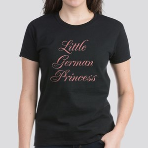Little German Princess Women's Dark T-Shirt