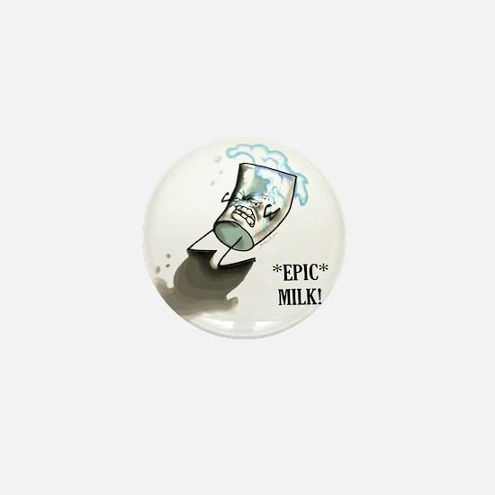 Epic Milk Mini Button