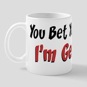 Bet Your Arsch German Shirt Mug