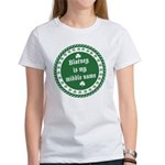 Blarney Is My Middle Name Women's T-Shirt