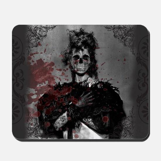 Beautiful Zombie Mousepad