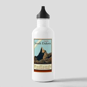 south_dakota Stainless Water Bottle 1.0L
