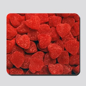candy-hearts-gumdrops_9x12 Mousepad