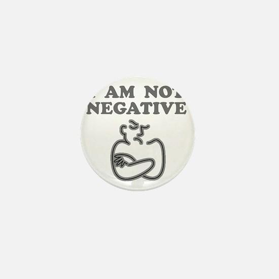 Not negative-1 Mini Button