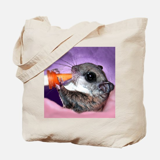 Baby Flying Squirrel Tote Bag