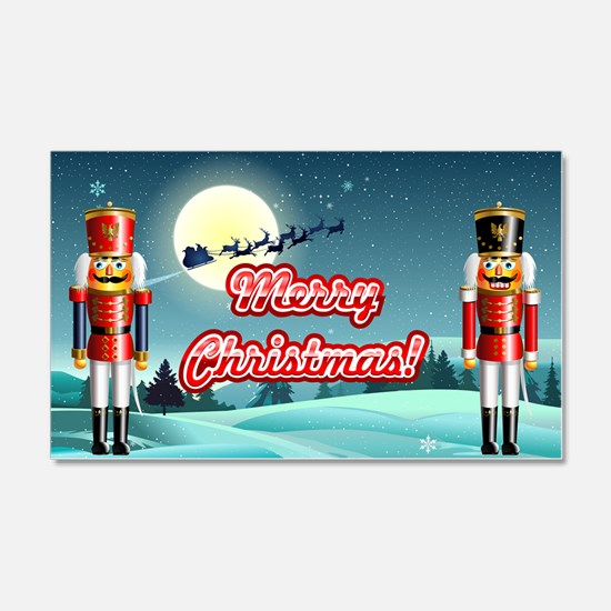 Nutty Nutcrackers Wall Decal