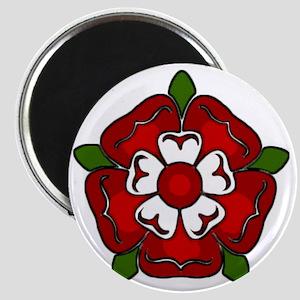 tudor rose for cafepress Magnet