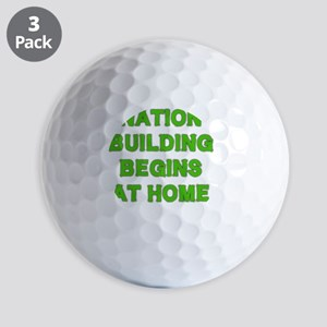 natbuild Golf Balls