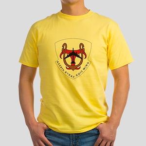 4258th Strategic Wing - 2 Yellow T-Shirt