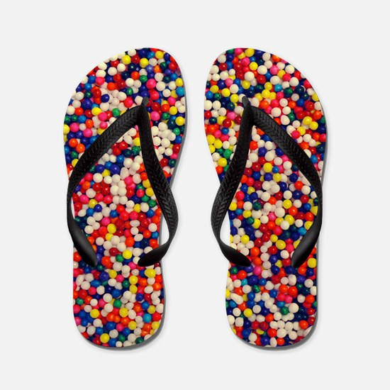 candy-sprinkles_b Flip Flops