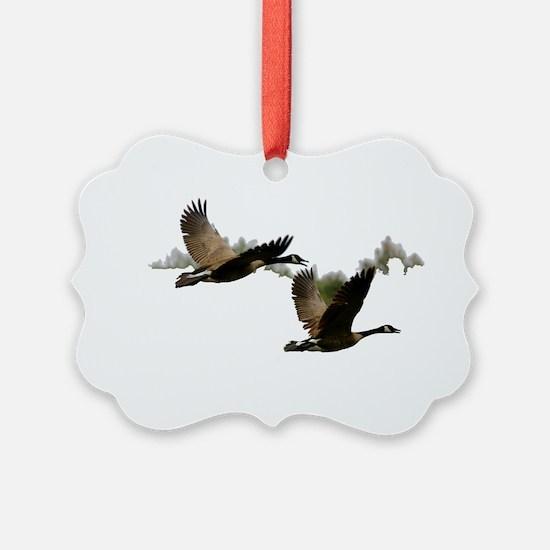 goose 1 Ornament